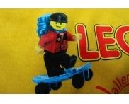 Zeefdruk t-shirt skater